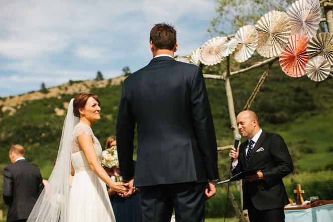 Red Rocks Wedding