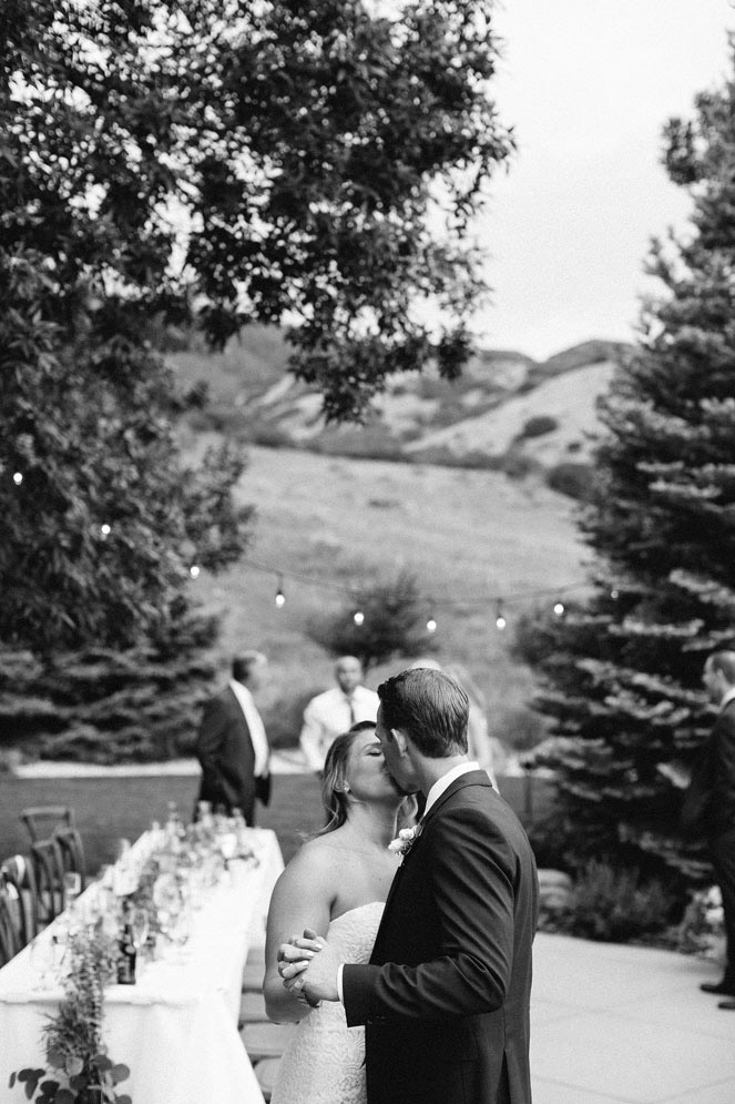 Colorado Backyard Wedding