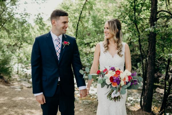 Jake + Natalie Morrison Wedding