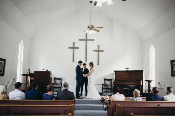 Jake and Nataile Morrison weedding
