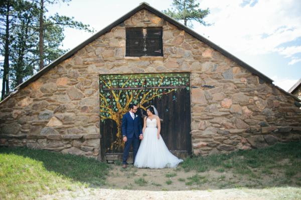 Sean and Dakota Stove Prarie Wedding